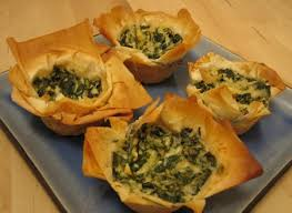spinach dishes