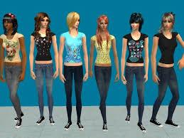 emo skinny jeans