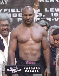 evander holyfield boxing