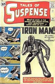 ironman comic book