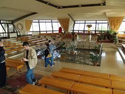 modern church interiors