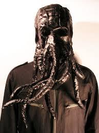 black leather masks