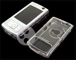 nokia n95 crystal case