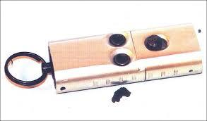 key ring gun