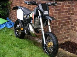 cr250 enduro