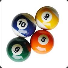 pool ball images