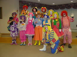 childrens clowns