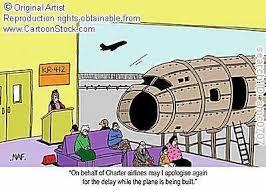 building plane
