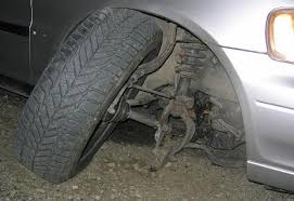 car front axle