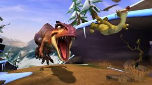 ice age dawn of the dinosaurs game
