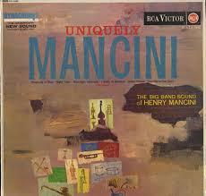 henry mancini albums