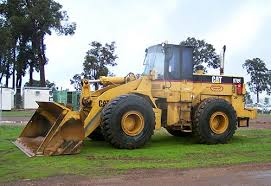 cat front end loaders