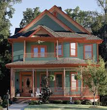 historic house colors
