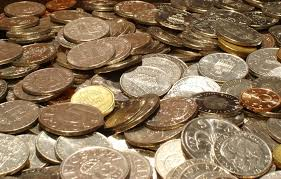 munten verzameling