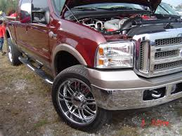 2007 ford king ranch