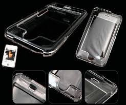crystal case ipod touch