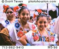 mexican folk costume