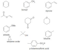 organic chemistry structure