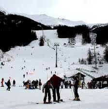 ski slopes in france
