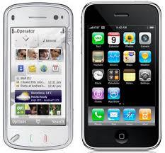 iphone nokia n97