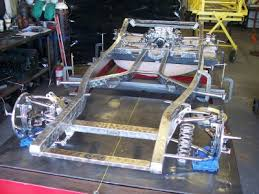 custom car chassis