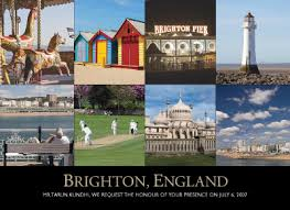 postcards from england