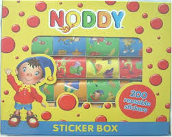 noddy stickers