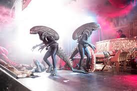 aliens steel egg