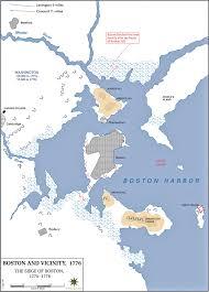 historical map of boston