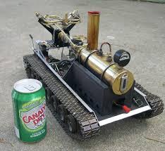 live steam boiler