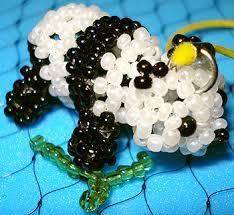 panda bead