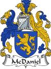 mcdaniel family crest