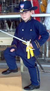 civil war outfit
