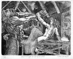 beowulf art