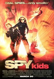 spy kids the movie