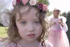 fairy flower girl