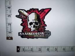 rammstein patches