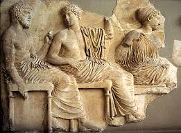 marble reliefs