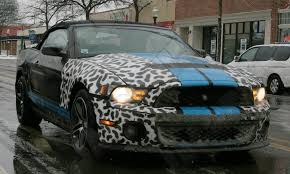 2010 shelby mustang pictures