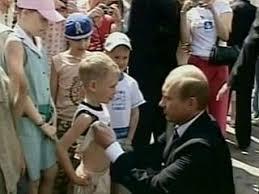 russian little boy