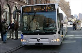 pictures of city buses