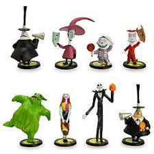 nightmare before christmas figurine