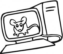 computer mouse animations