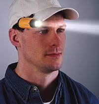 light hat