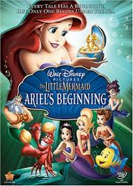 little mermaid the beginning