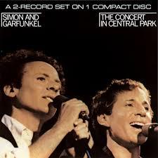 concert in central park simon and garfunkel