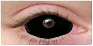 blackout sclera lenses