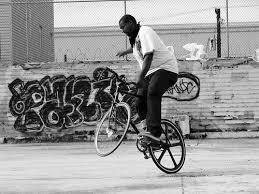 fixie bike tricks