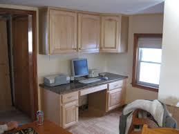 kitchen computer desks