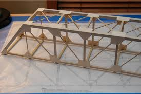 pratt bridge design